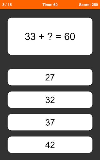 Math Games apktram screenshots 3