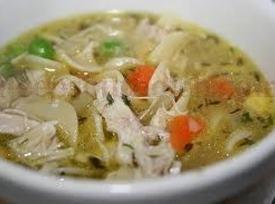 Turkey Soup-my Way Recipe