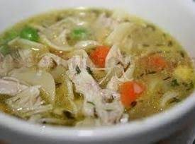 Turkey Soup-my Way Recipe