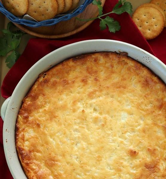 Hot Onion Dip Recipe