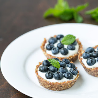 Blueberry Tartlettes Recipe