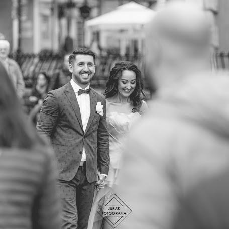 Wedding photographer Łukasz Jurak (jurakfotografia). Photo of 10.01.2018