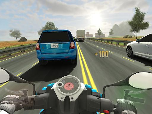 Grand Traffic Rider