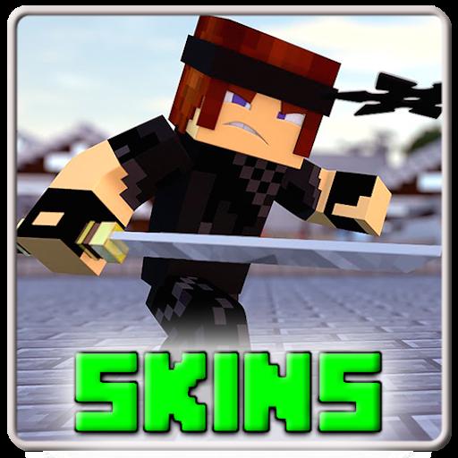 App Insights Ninja Skins For Minecraft PE Apptopia - Ninja skins fur minecraft