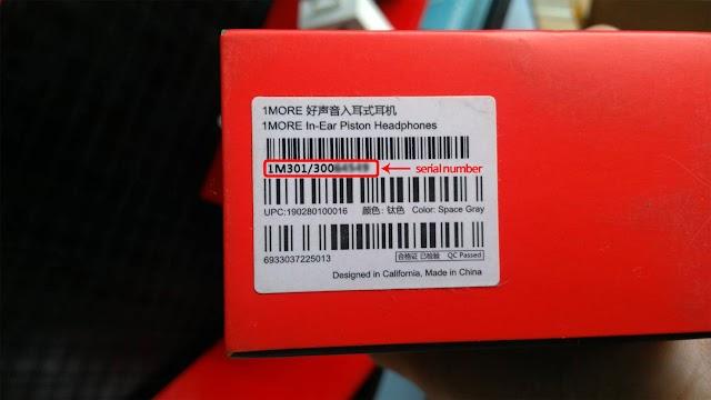 **serial number (สำหรับรุ่นที่ไม่มี ไม่ต้องใส่ก็ได้ครับ )