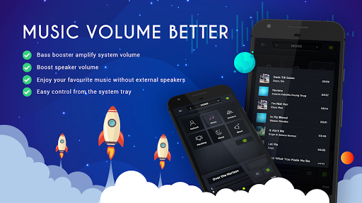 Equalizer - Volume Booster Player & Sound Effects 1.3.3 screenshots 3