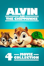 Alvin and the Chipmunks 4-Pack