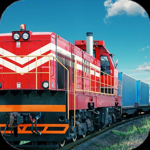 模擬App|カーゴトランスポータートレイン LOGO-3C達人阿輝的APP