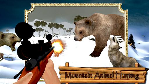 玩免費冒險APP|下載丛林动物狩猎:雪 app不用錢|硬是要APP