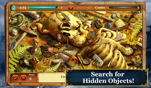 Hidden Object Mystery Town 2