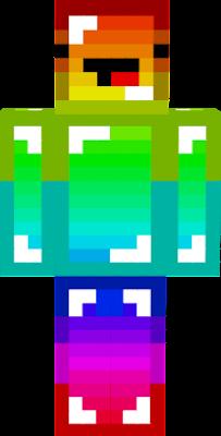 the ancient Rainbow Man