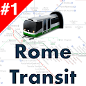 Rome Transport- Offline ATAC departures fare maps icon