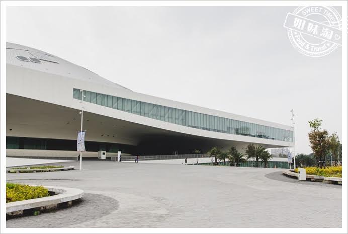 衛武營國家藝術中心建築