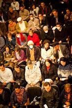 Photo: Público mesmo em tempos de gripe H1N1