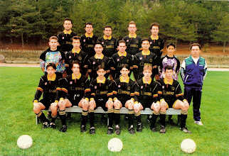 Photo: 1997-98 Ελπίδες ΑΕΚ Β' Κατηγορία ΕΠΣ Κοζάνης