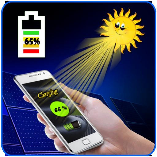 Mobile Battery Solar Charger Prank