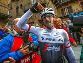 """Cancellara geeft Gaimon veeg uit de pan: """"Hoeveel watt kan jij trappen? #nomotorneeded"""""""