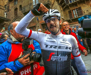 Cancellara attaque Gamon