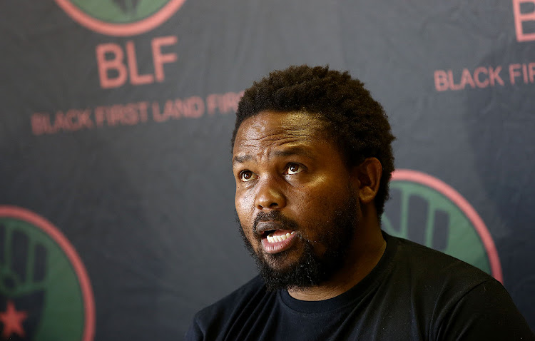 Black First Land First president Andile Mngxitama wants Cyril Ramaphosa to apologise to self-proclaimed prophet Shepherd Bushiri.