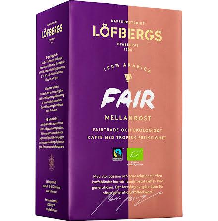 Kaffe Löfbergs Fair me.450gEko
