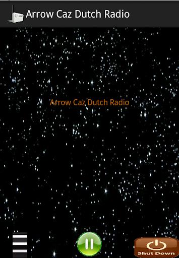 Radio Player Arrow Caz Dutch