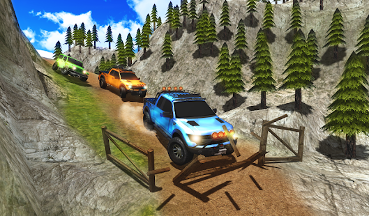 Offroad Racing 3D Screenshot