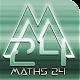 M24, Maths 24