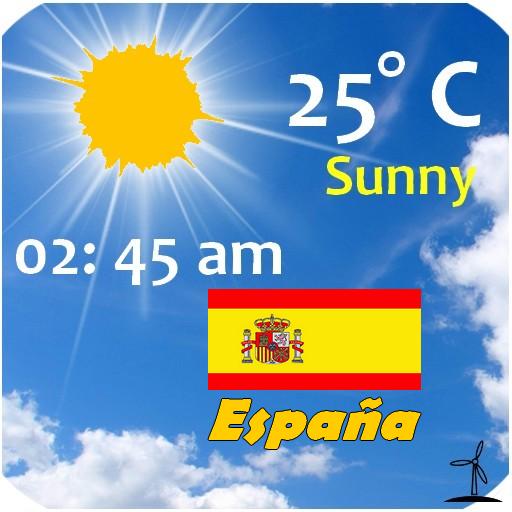 Spain  Weather 天氣 App LOGO-APP開箱王