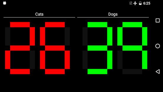 Scoreboard - náhled