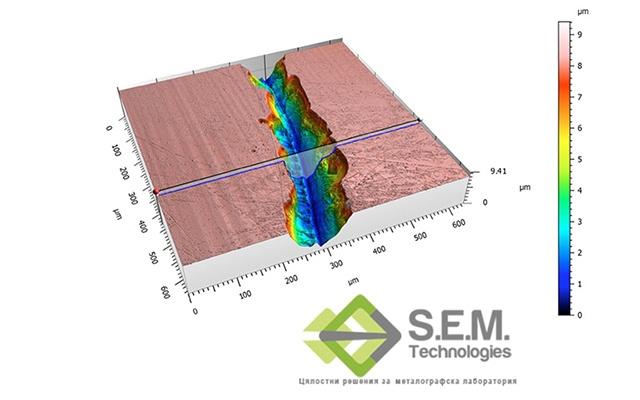 Металографско оборудване - SEM-Technologies