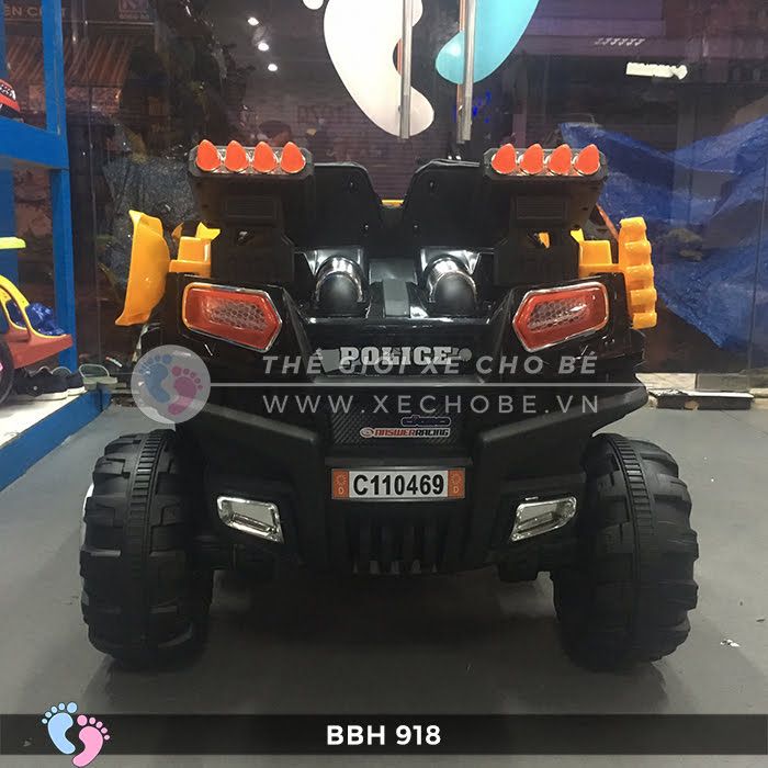 Xe ô tô điện trẻ em BBH-918 7
