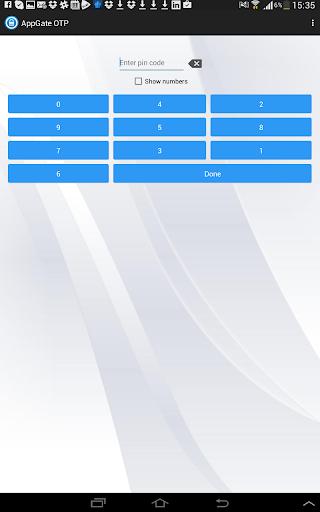 玩免費工具APP|下載AppGate OTP Module app不用錢|硬是要APP