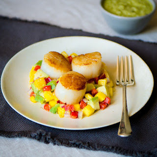 Scallops With Mango Chutney Recipes