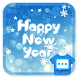 Happy new year 2020 Next SMS skin - Androidアプリ