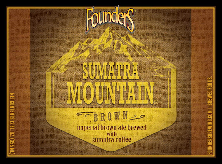 Logo of Founders Sumatra Mountain Brown
