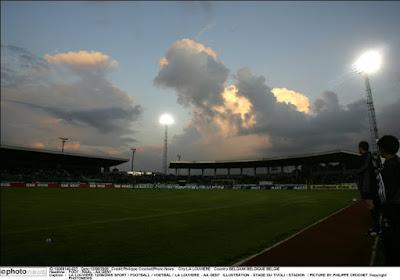 La Ville de La Louvière rejette le projet de stade de la RAAL