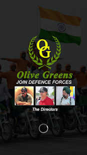 Join Forces with Olive Greens- screenshot thumbnail