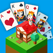 Solitaire : Age of solitaire city building game