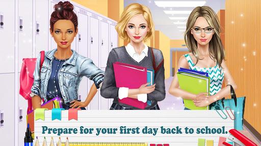 Beauty Salon - Back-to-School apkpoly screenshots 1