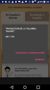 Diccionario Español Alemán Sin Internet Brooks - náhled