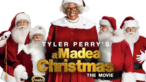 Madeas Christmas.Gtv S A Madea Christmas Spoof Youtube