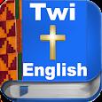English & Twi Bible Offline + Audio apk