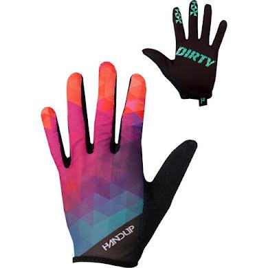 Handup Gloves Summer Lite Glove - Pink/Teal Prizm