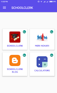 SCHOOL CLERK- screenshot thumbnail