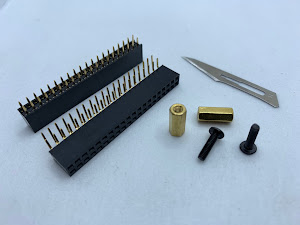 GPIO Connectors, Mounting Hardware and Tools