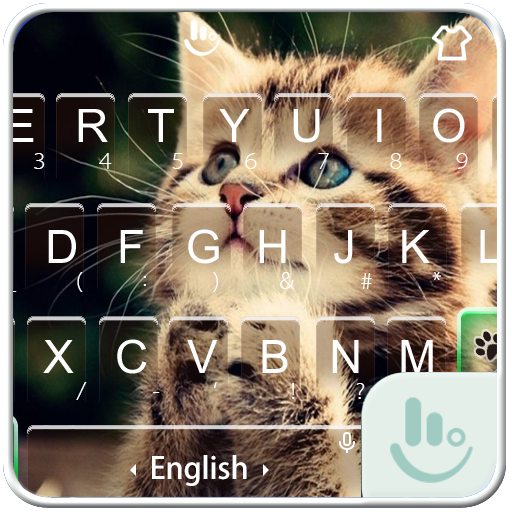 Cute Cat Emoji Keyboard Theme Android APK Download Free By Powerful Phone