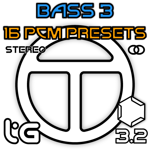 Caustic 3.2 Bass Pack 3