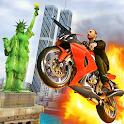New York City Gang Crime Thug icon