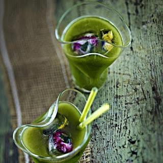 Fruit and Herb Matcha Tea.