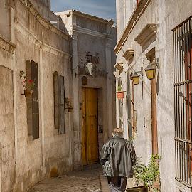 Yanahuara by Fico Stein Montagne - City,  Street & Park  Street Scenes ( nikon, arequipa, urban, street, peru )